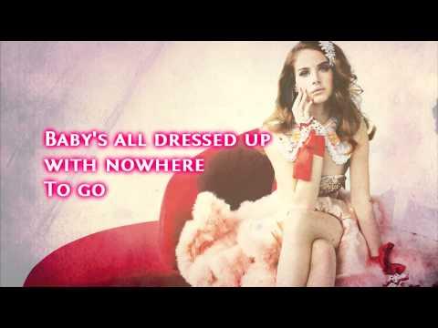 Lana Del Rey - Carmen Karaoke HD