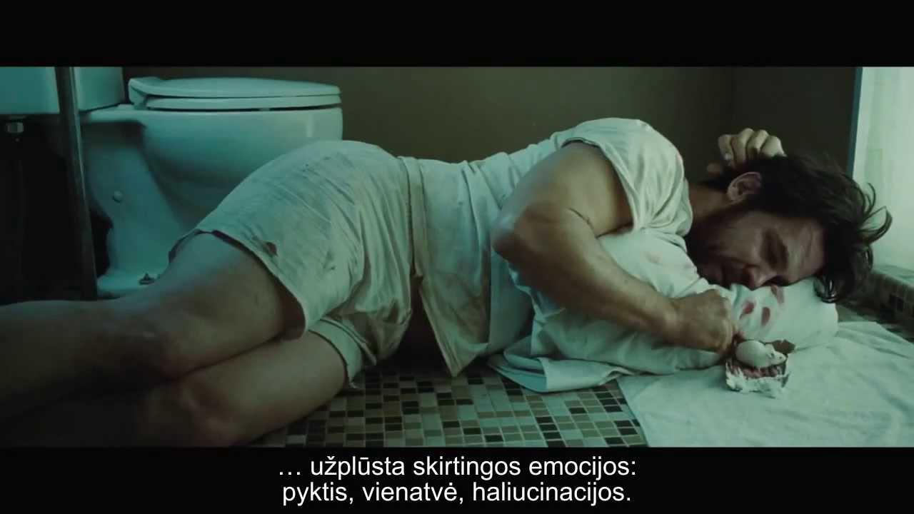 SENIS - apie filmą: režisierius Spike Lee, aktorius Josh Brolin. Kinuose nuo lapkričio 29 d.
