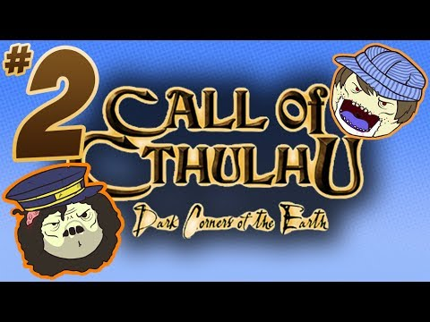 Call of Cthulhu: Slightly Mad - PART 2 - Steam Train |
