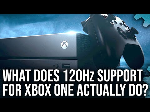 Xbox Next-Gen Features You Can Try Today: 120Hz/ VRR on Xbox One… What Do They Actually Do?