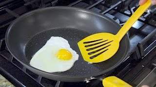 How To Fry The Perfect Egg