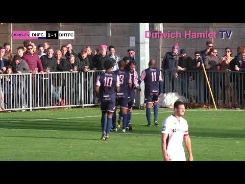 Dulwich Hamlet 3-2 Burgess Hill Town, Bostik League Premier Division, 21/10/17 | Match Highlights