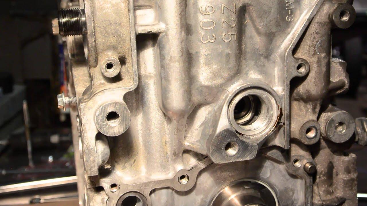Installing Rist Pins in 07 Subaru Impreza