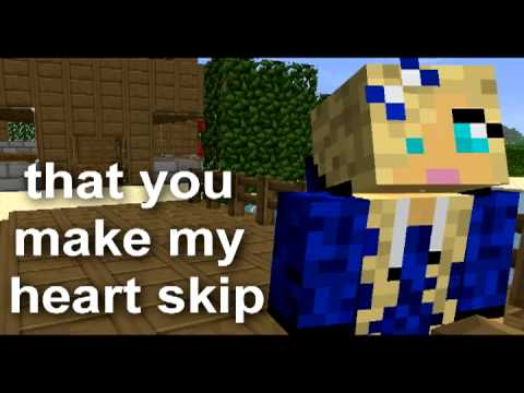 MattyB - You Make My Heart Skip und Minecraft