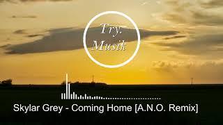 Skylar Grey - Coming Home [A N O Remix] [1Hour]