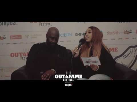 Out4Fame Festival 2016 - De la Soul Interview