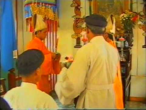 Lễ Kỷ Niệm Đức Hộ Pháp Qui Thiên tại Kampuchia - 5/8 - TĐTN.124