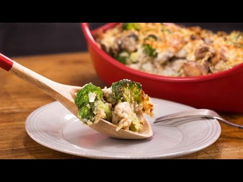 Curtis Stone's Chicken And Broccoli Casserole