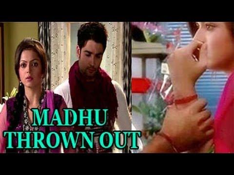 Download Madhubala TO BE THROWN OUT OF THE HOUSE in RK's Madubala Ek Ishq Ek Junoon 12th November 2012