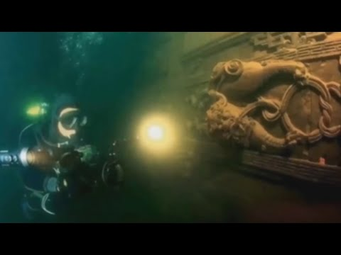 The Creepiest Things Found Underwater!