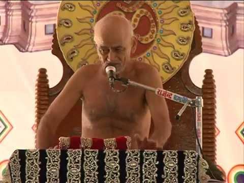 Vidya Sagar Ji Maharaj || Live Pravachan|| Date-12/10/14