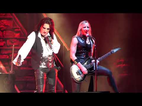 Alice Cooper - Full Show, Live in Bristow Virginia 8/13/2019, Ol' Black Eyes Is Back Tour!