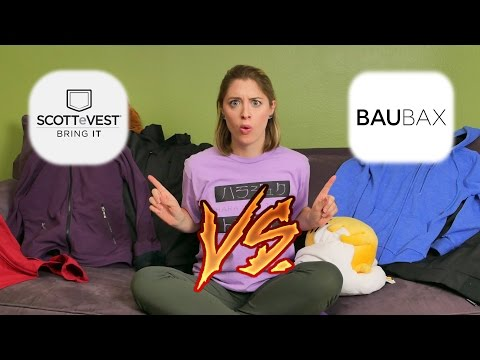 BAUBAX vs SCOTTeVEST