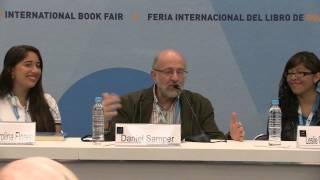 Presentación de JOTA, CABALLO Y REY de Daniel Samper Pizano