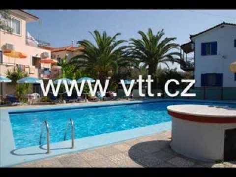 Hotel Anaxos Garden, Anaxos, Lesbos, Řecko