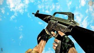 Vietcong Gun Sounds of All Weapons