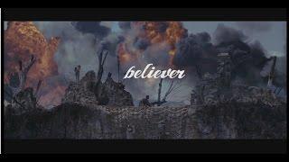 【Hacksaw Ridge】Believer [Smides]