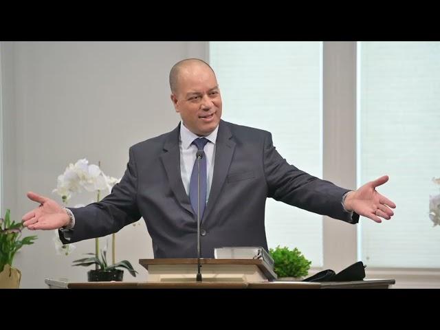 Jose Moreira - Be Like God or Be Like The World (Sabbath Service: June 19, 2021)