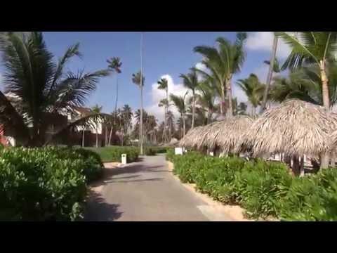 Hotel Breathless Resort & Spa - Punta Cana - Dominikanische Rep. - Playas Uvero Alto - Hotelrundgang