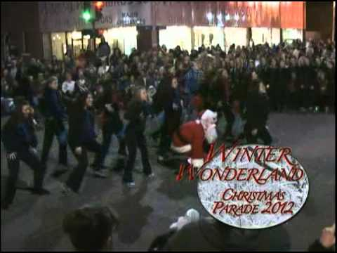 2012 Downtown Shawnee OK Christmas Parade
