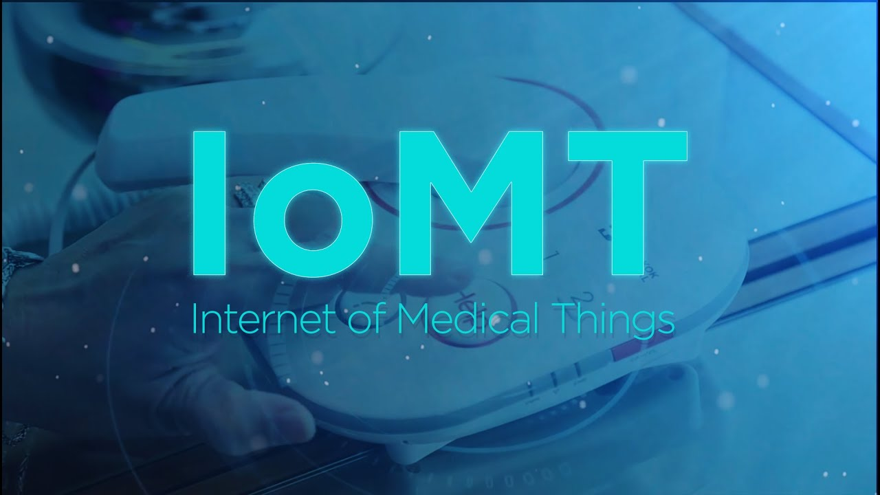 Healthcare trends - IoMT