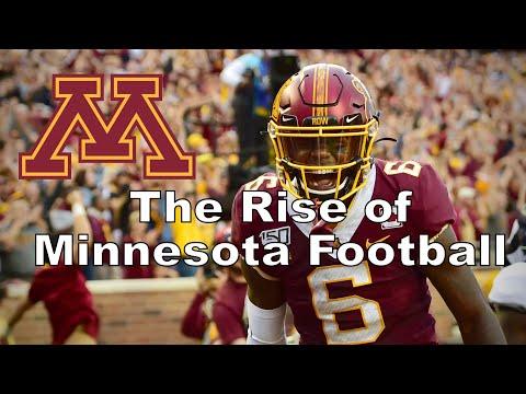 The Rise Of Minnesota Football