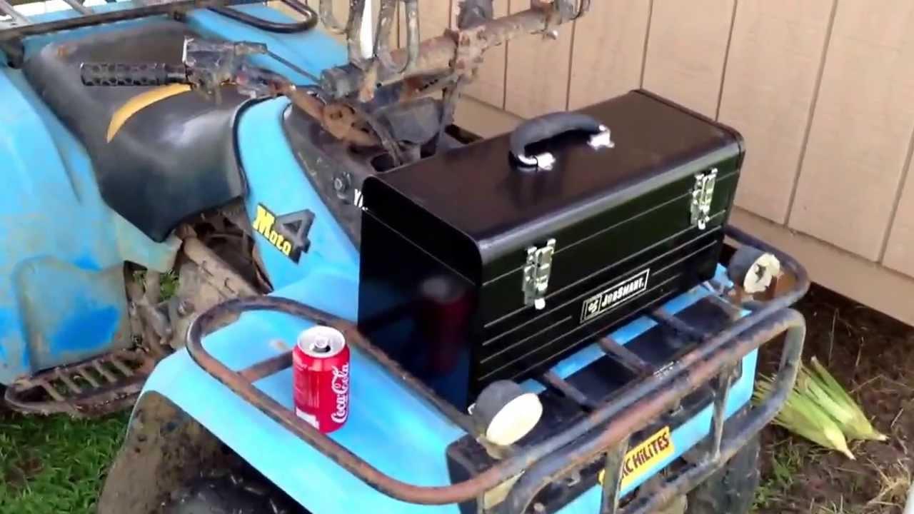 yamaha moto 4 fuse box 1987 yamaha moto4 250 (225) update - youtube