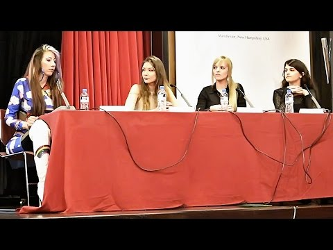 [Comicdom Con Athens] Cosplay Panel 2017 (1080p / 60fps / Stereo / Athens / Greece / 09.04.2017)