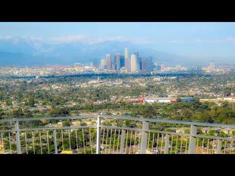 A Walk Up To The Baldwin Hills Scenic Outlook, Culver City, L.A
