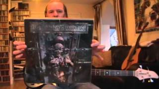 That Metal Show Iron Maiden Blood On The World's Hands Billy Sheehan Bass
