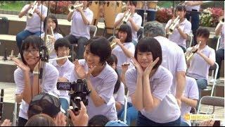 浜松北高校 吹奏楽部 「キューティーハニー」