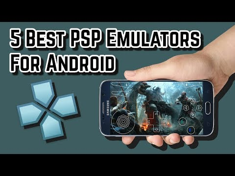 Top 5 Best PSP Emulators For Android