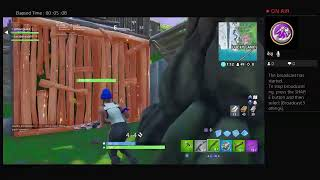 Trying to get W's | stream 013 Fortnite
