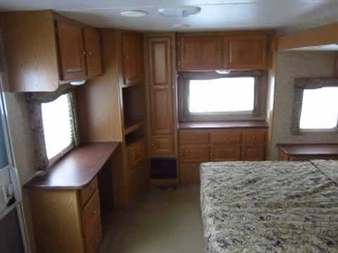 2006 Skyline Nomad 3260 Used Travel Trailer Haylettrv