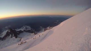 Mount Rainier Summit 2016
