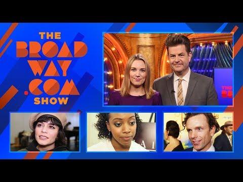 The Broadway.com Show-3/16/18: Jimmy Buffett, Vanessa Hudgens, Anthony Ramos, Condola Rashad & More