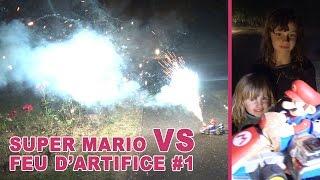 NE FAITES PAS ÇA CHEZ VOUS ! - Studio Bubble Tea Super Mario RC Fireworks