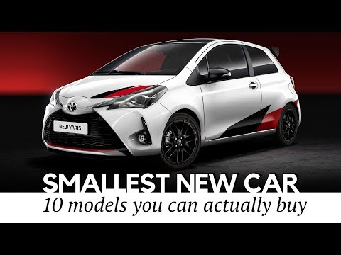 10 Smallest Cars that You Should Buy for Daily Driving (Best Commuters)