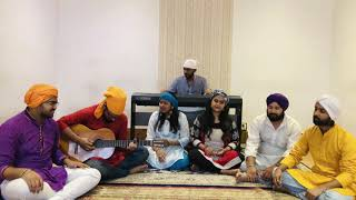 Satguru Nanak Aaye Ne | Cover | Celebrating 550 Years Of Guru Nanak Dev Ji #waheguru
