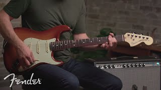 American Performer Stratocaster | American Performer Series | Fender