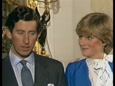 Documentary 2017 - Diana & Charles: engagement interview (February 24, 1981)
