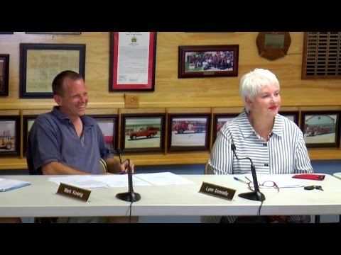 Vergennes City Council: June 14, 2016
