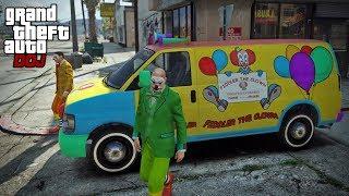 GTA 5 Roleplay - DOJ 212 - The Trivia Clowns (Criminal)