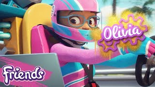 Tech Olivia – LEGO Friends – Character spot