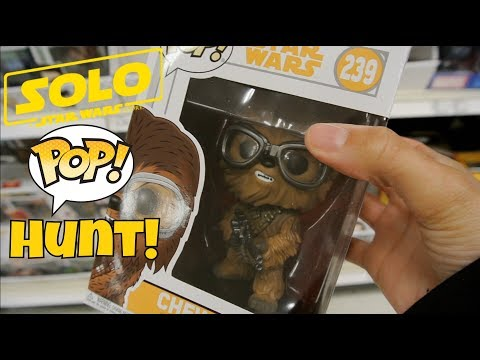 Solo A Star Wars Story Funko Pop Hunting!! | Chase Find!! | Giveaway Reminder!!