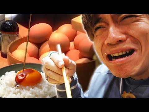 羽田機場竟然有這種店!蛋蛋蛋蛋蛋~生蛋拌飯TKG的天堂 又飽又便宜!