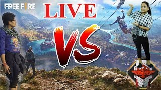 [SUBS GAME] Hindi Free Fire live Streaming- বাঙালি - Galaxy Rose 101