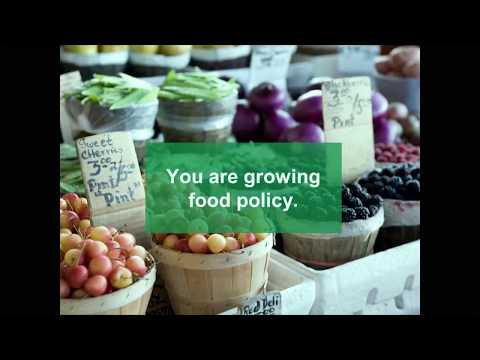 """""""How We Change the Food System"""" at the 2018 Food Tank Summit"""