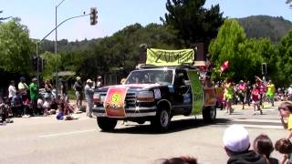 Corte Madera, CA July 4th Parade 2012