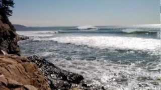 稲村ガ崎 七里ガ浜 由比ガ浜 台風 サーフィン Typhoon swell surfing in Shonan